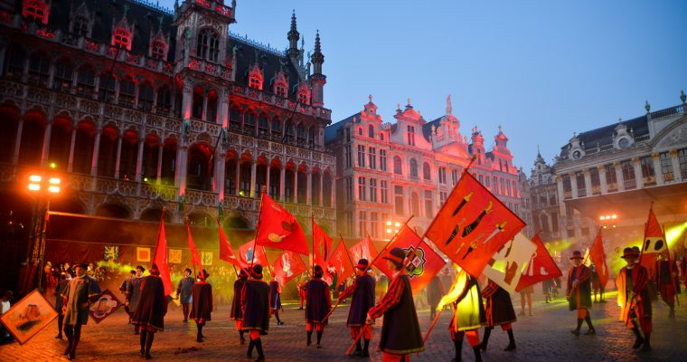 L'Ommegang de Bruxelles un patrimoine à découvrir …